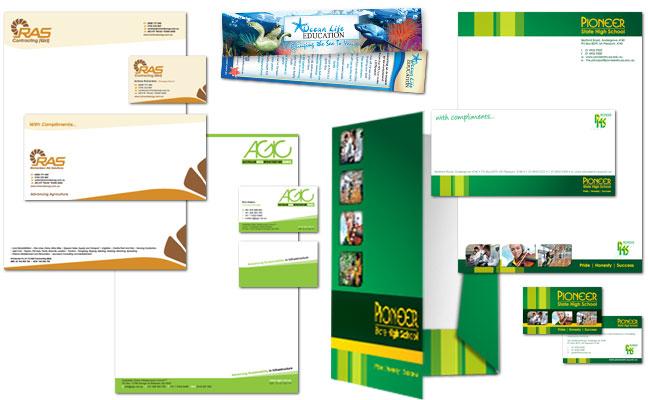 Sunshine Coast Business Stationery Designers